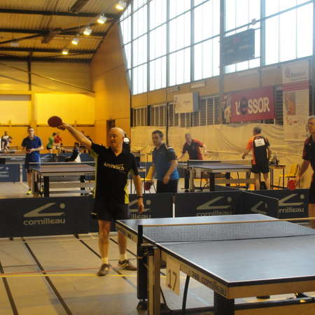 Championnat de France FSCF de Tennis de table